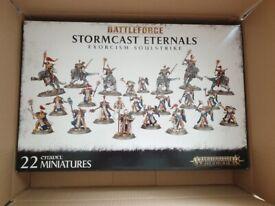 Stormcast Eternals Exorcism Soulstrike - Battleforce (Age of Sigmar)