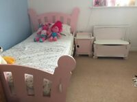 Girls bedroom furniture set