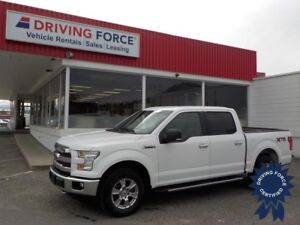 "2015 Ford F-150 XLT XTR Supercrew 145"" WB 4X4 w/5.5' Box"