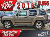 2006 Nissan Xterra SE W/ 4X4-Power W&L-Alloys