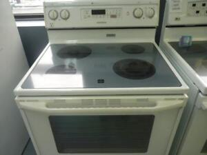 135- Cuisinières Blanches- White Stoves