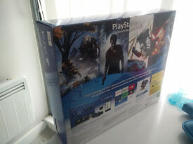 PS4 SLIM 1TeraByte, UNOPENED, BRAND NEW
