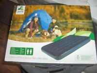 JILONG DOUBLE FLOCKED AIRBED MATTRESS BRAND NEW IN BOX