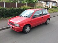 Suzuki alto 2001-2002 (this car has had an accident)