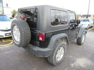 2010 Jeep Wrangler MOUNTAIN Trailrated 4X4 ($79 WKLY. 2 Doors, m Gatineau Ottawa / Gatineau Area image 4