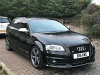 2010 (10) MTM Audi S3 Black Edition Sportback Full Spec Great Example