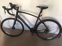 2017 SPECIALIZED DIVERGE A1 Road Bike - Complete with Starter Kit
