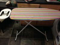 Sturdy Ironing Board - Unused - from Smoke&Pet free home