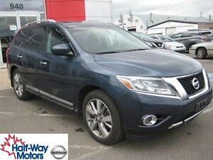 2014 Nissan Pathfinder Platinum | Perfect Family Vehicle!