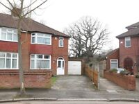 3 Bedroom Semi-Detached House in Ashness Gardens, Greenford, Middlesex UB6