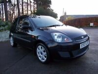 2007 07 FORD FIESTA 1.6 STYLE AUTOMATIC 3 DOOR HATCHBACK CALL 07908275624