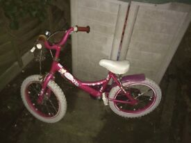 Kids Bike (4 - 6 years)