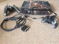 Original Xbox consol