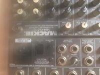Mackie 1640-VLZ Pro Mixer+ power lead