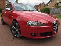 *STUNNING L@@KS*2007(57)ALFA ROMEO 147 1.9JTDM 16V(150BHP)TURBO DIESEL LIMITED EDITION WITH LEATHER*