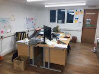 Workshop Office Storage in Northfleet