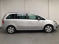 2006 VAUXHALL ZAFIRA 1.6 ENERGY 7 SEATER *** FULL YEARS MOT ***