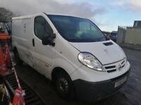Nissan primastar diesel 2008 year spare parts available