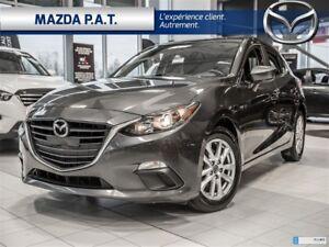 2015 Mazda MAZDA3 SPORT GS** CAMERA RECULE SIEGE CHAUFFANT **