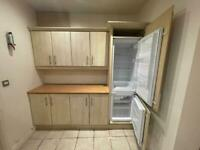 Full kitchen, including appliances, self dismantle only