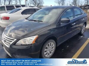 2013 Nissan Sentra SV AUTOMATIC! CRUISE CONTROL! POWER PACKAGE!