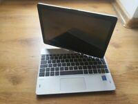 Notebook laptop hp revolve 810 2in1 i5 5300 2.3 8gb ram ssd m2