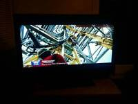 Technica 40 inch full HD lcd freeview tv