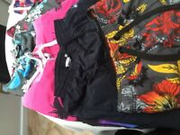 Selection of Men's shorts/Swim Shorts