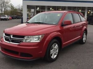 2012 Dodge Journey ONE OWNER - NO ACCIDENT - 7 SEATS - SAFETY IN