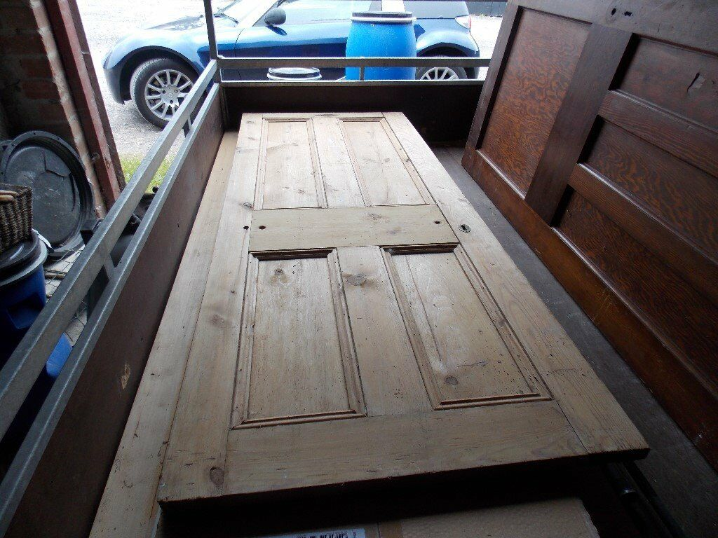 4 Panel Pine Doorin Grimsby, LincolnshireGumtree - This is a 4 panel pine door and is approximately 183cm x 74cm