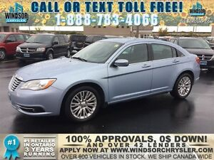 2012 Chrysler 200 Touring - WE FINANCE GOOD AND BAD CREDIT