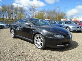 Alfa Romeo GT 1.9 JTDM 16v BlackLine 2drOnly 1 Owner From New / Diesel