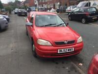 Vauxhall Astra van swaps part x sale