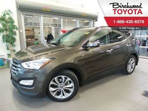 2014 Hyundai Santa Fe Sport Premium LIMITED w/Navi & Leather