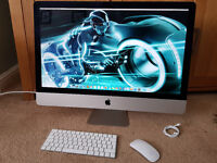 "Apple 27"" iMac 2015 5k Swap for a 2015 Apple Macbook Pro 15"""