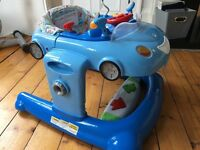 Mothercare 3 in 1 Car Walker.