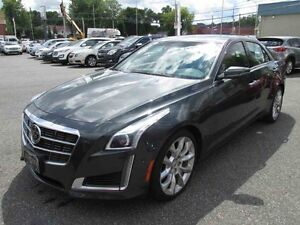 2014 CADILLAC CTS SEDAN PERFORMANCE Performance