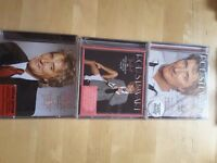 3 Rod Stewart cds x 3 The Great American Songbook