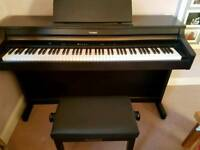 Roland HP130e Digital Piano as new