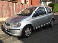 TOYOTA YARIS 1.3 GLS AUTOMATIC, LONG MOT, 2 KEYS, AIR CON, ELECTRICS, LOVELY AUTO .