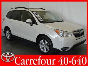 2014 Subaru Forester 2.5i Bluetooth+Camera de Recul+Mags