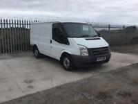 2011/11 FORD TRANSIT T260 SWB LONG M.O.T REASONABLE MILEAGE HPI CLEAR NO VAT !!!