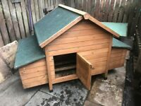 Chicken Coop for up to 6 hens