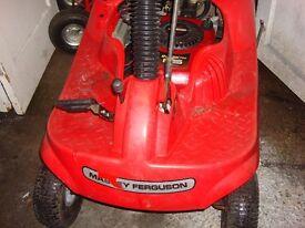 for sale garden tractor agco massey ferguson el63 full working