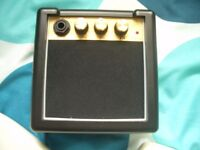 PG-5 5 Watt Mini Guitar Amplifier Swap For Guitar Stand