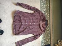 Men's Ralph Lauren Checked Shirt L