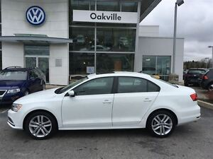 2015 Volkswagen Jetta HIGHLINE/1.8T/LEATHER/ROOF