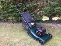 Hayter Hawk Roller Petrol Lawnmower Briggs & Stratton
