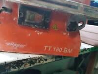 Clipper te180 240v tile cutter