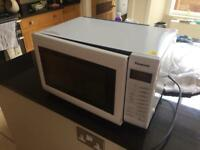 New Panasonic Combi Microwave- Model NN-CT555W